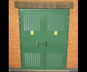 Steel Security Doors Steel Doors With Frames Uk