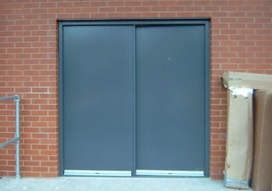 Hollow Steel Doors