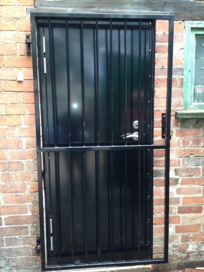 Metal Security Doors UK | Steel Door, Internal, External