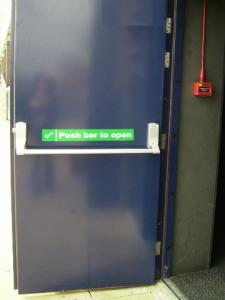 Fire Exit Doors & Do I Require a Fire Rated Door or Fire Exit Door? Pezcame.Com