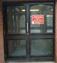 Window Security Screens Hospital Doors