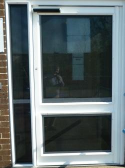 Optiguard Anti Vandal Window Security Screens