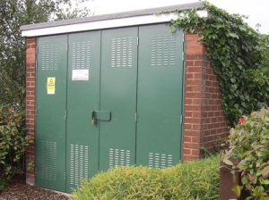 Substation Doors