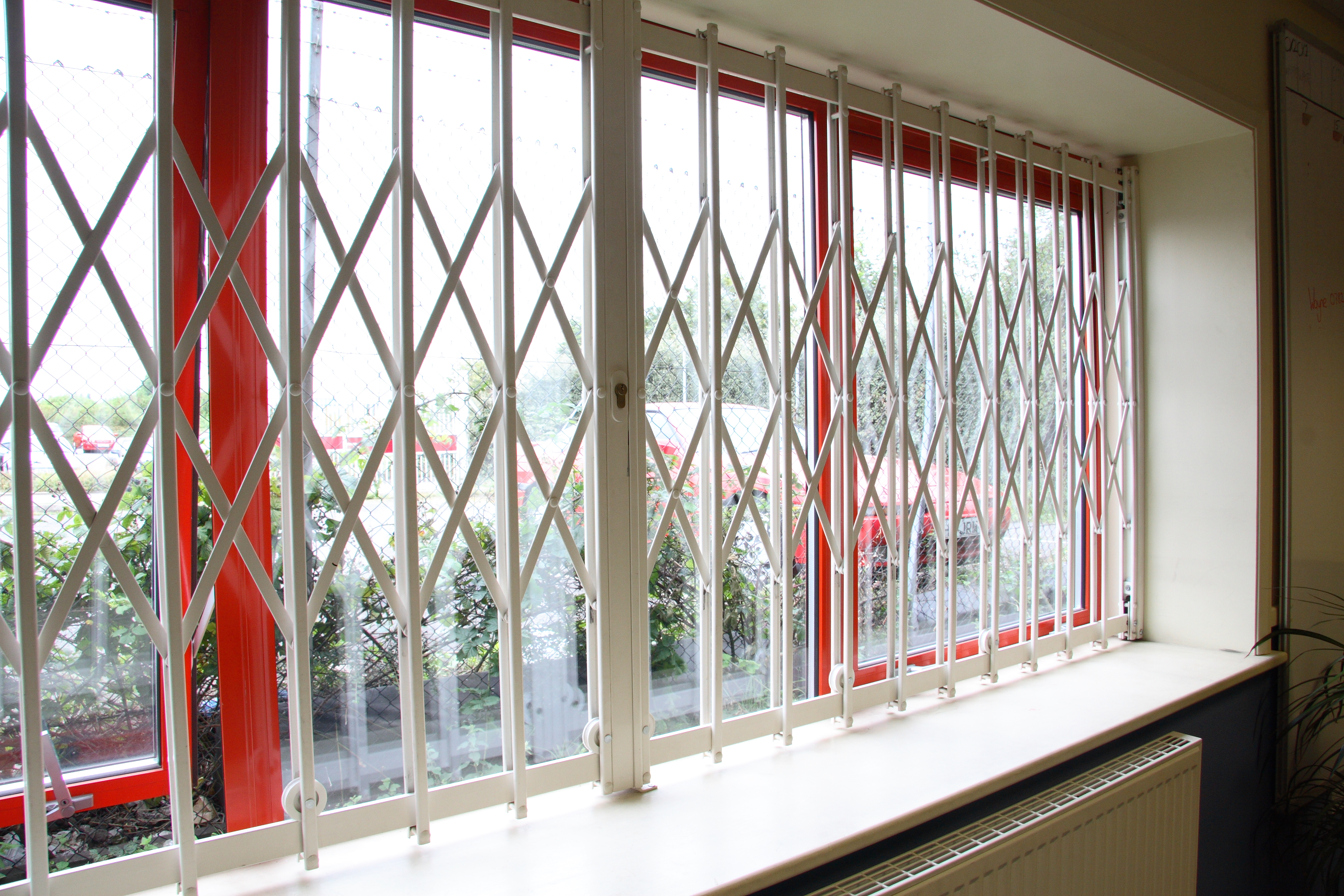 Retractable Sliding Security Grilles Faq