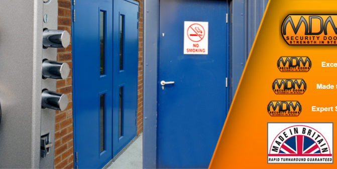 MDM Security Doors