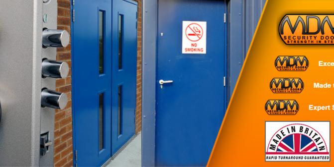 MDM Security Doors